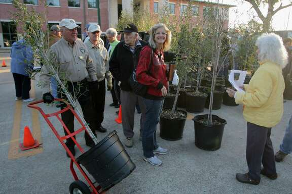 Keep Friendswood Beautiful's annual tree giveaway will be at 8 a.m. Saturday, Jan. 20 at Friendswood City Hall.