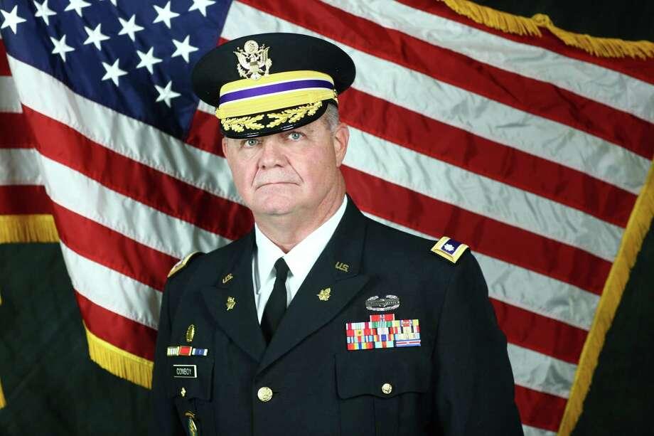 Lt. Col. Benedict J. Conboy (Louis Torres Photography)
