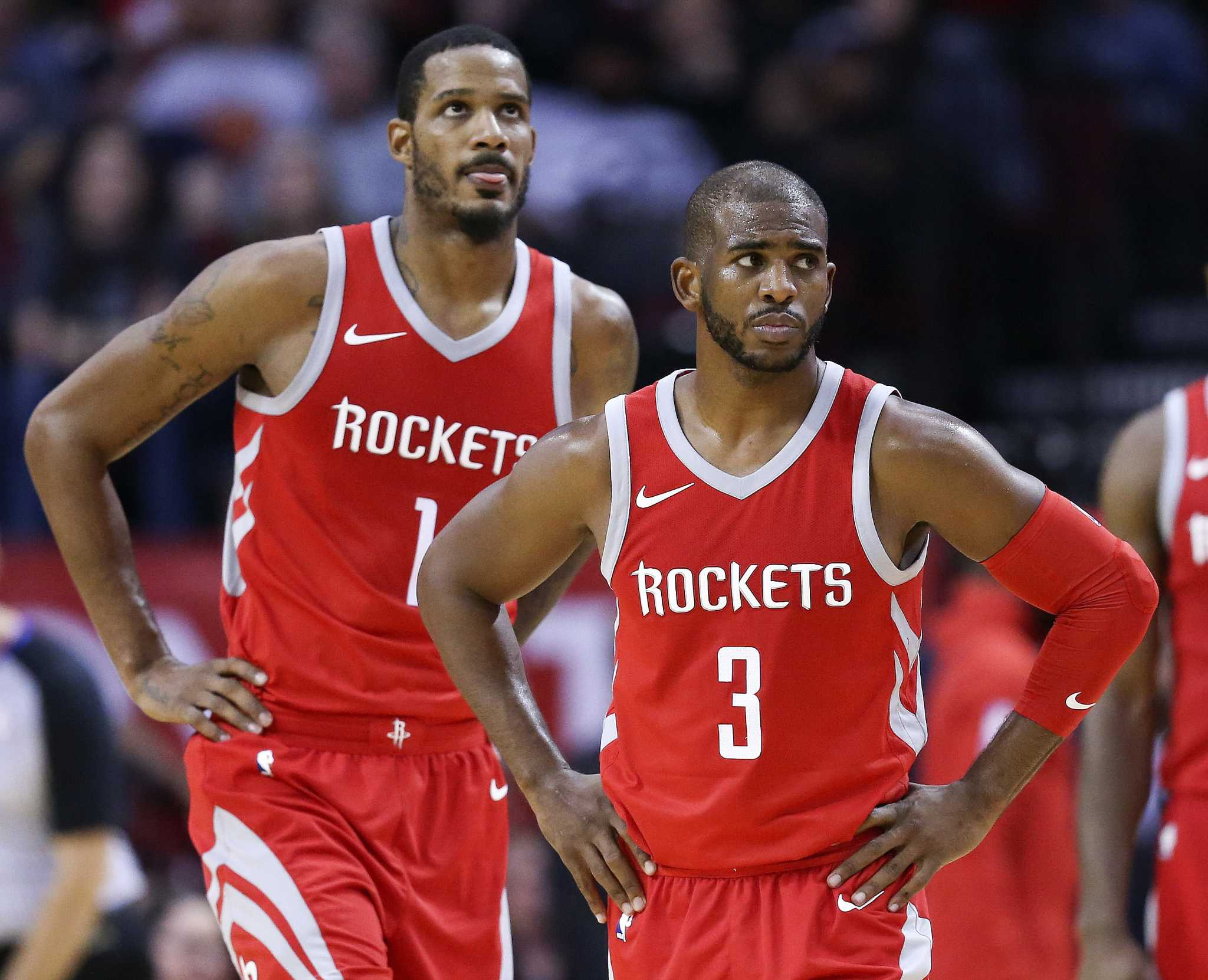 Rockets  Chris Paul has fond memories of 6 years with Clippers -  HoustonChronicle.com bc31cbcc6