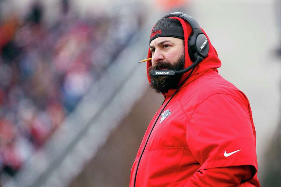 Patriots DC Matt Patricia likely to become Detroit Lions head coach