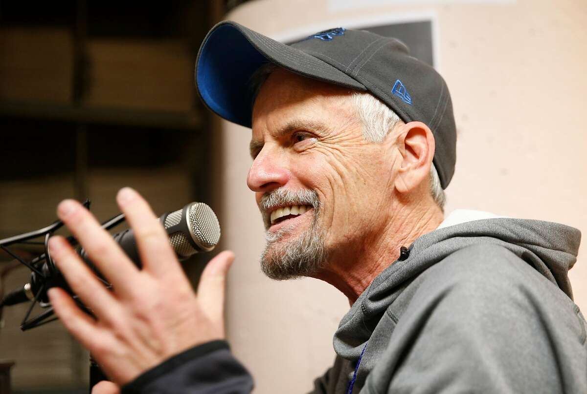 """Rob Paulsen, 63, voiced the characters of Yakko Warner from """"Animaniacs"""" and Pinky from """"Pinky and the Brain,"""" among others."""