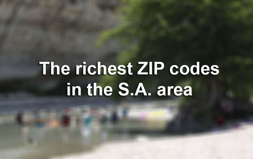 The Economic Innovation Group's 2017 Distressed Communities Index report shows which areas of San Antonio are doing well and which are doing not so well economically. Click ahead to view the most affluent ZIP codes in the San Antonio area.