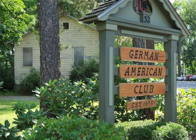 The German-American Club of Albany, on Cherry Street in Colonie Friday afternoon August 7, 2009.   The club was established in 1895, and is the last of its type in the area.  (John Carl D'Annibale / Times Union) Photo: John Carl D'Annibale / 00004974A