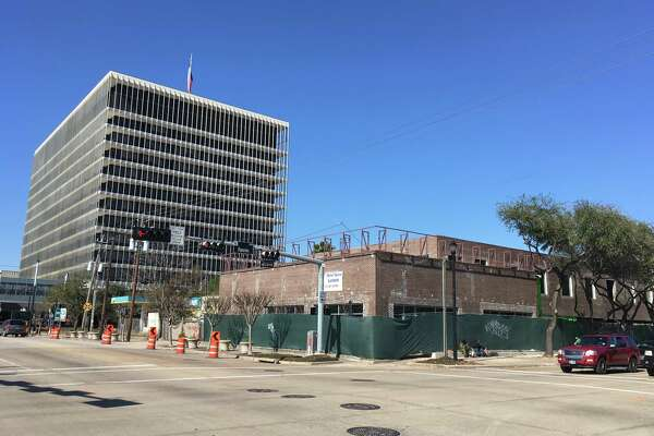Braun Enterprises is renovating 3100 Fannin with retail on the ground floor and offices above. Braun will move its headquarters there later this year.