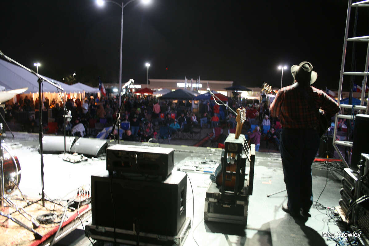 Last year's Texas Music Fest drew an enthusiastic crowd. This year, performers will include Roger Creager, Zane Williams, Bri Bagwell, Two Tons of Steel and Saints Eleven.
