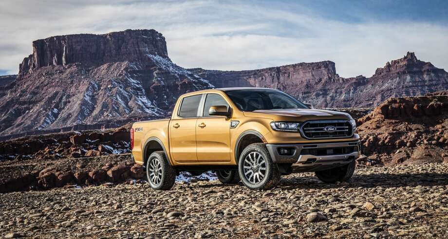 The 2019 Ford Ranger is a highly anticipated small truck as Ford ended production of the extremely popular previous model in 2011. Photo: Ford Motor Co.