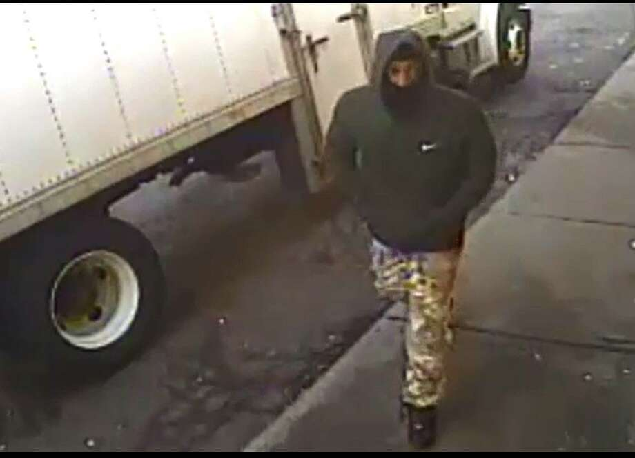 A video released by the Bridgeport Police shows the suspect in the shooting death of Hakeem Joseph at the T. Market on Reservoir Ave. In Bridgeport, Conn. at 7:55 a.m. on Wednesday, March 25, 2015. Photo: Contributed Photo / Contributed Photo / Connecticut Post Contributed