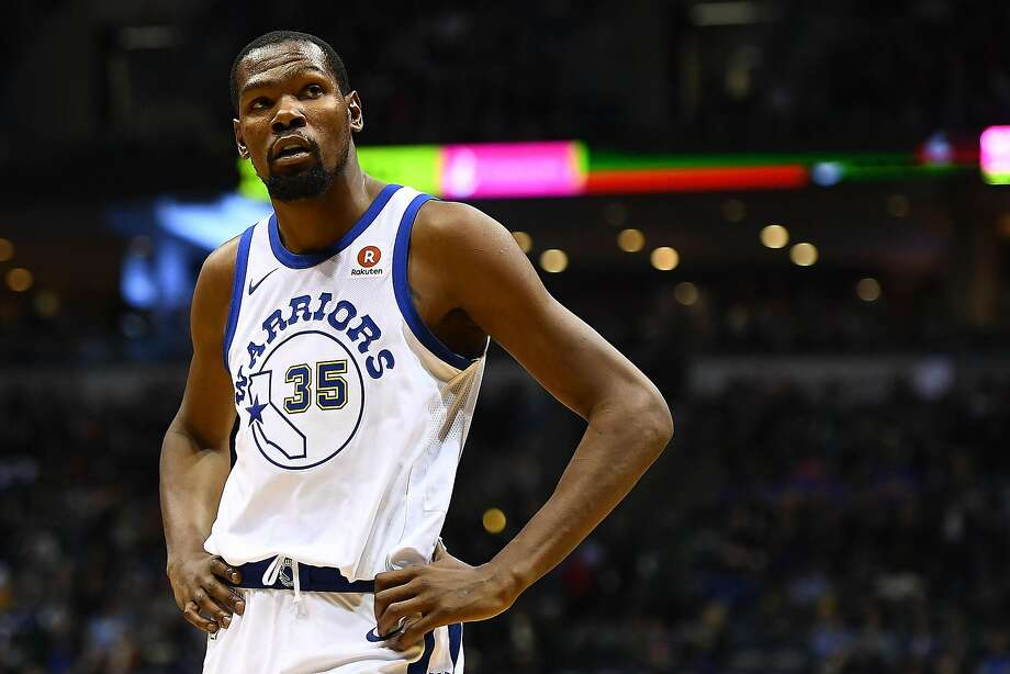 Kevin Durant wants to own an NBA team one day. Photo: Stacy Revere, Getty Images