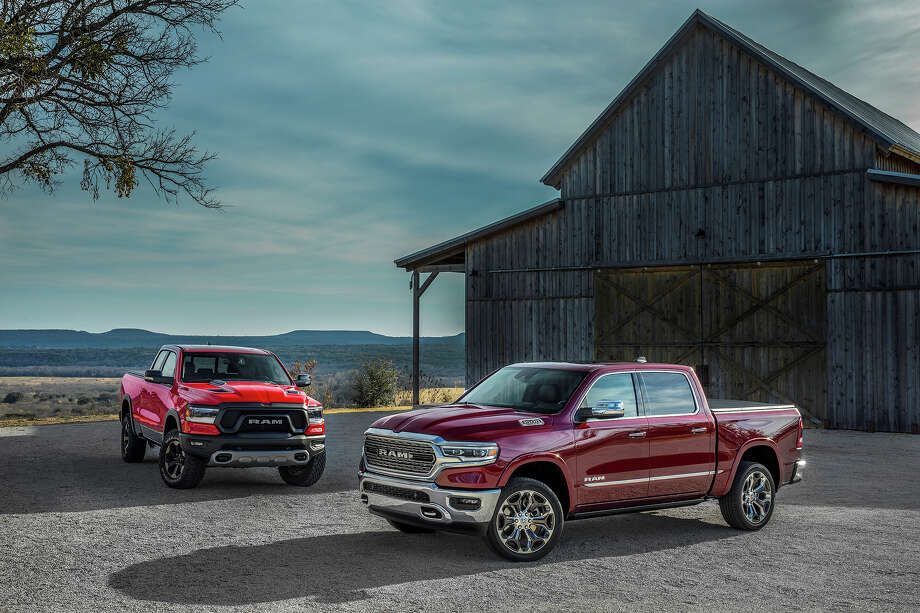 2019 Ram 1500 Rebel and Ram 1500 Limited Photo: FCA US LLC