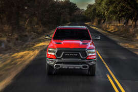 The 2019 Ram 1500 Rebel.