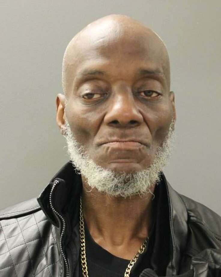 Ernest Snow, 56, of East Street, New Haven, was arrested Friday in connection with two burglaries in Hamden. Photo: Courtesy Of Hamden PD