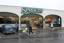 Supermarket chain Sprouts Farmers Market Inc. is eyeing a location at the intersection of Bulverde Road and E. Evans Road on the city's North East Side. Sprouts closed its store at 2502 Nacogdoches Road (pictured) in 2015.