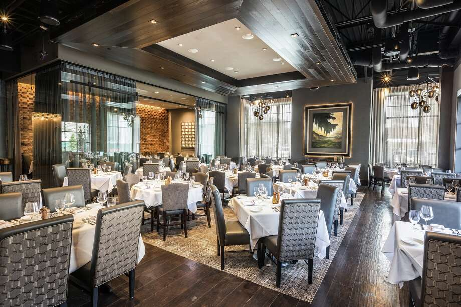 Interior detail of the new Willie G's Seafood at The Post Oak. Photo: Willie G's / CONNIE ANDERSON PHOTOGRAPHY