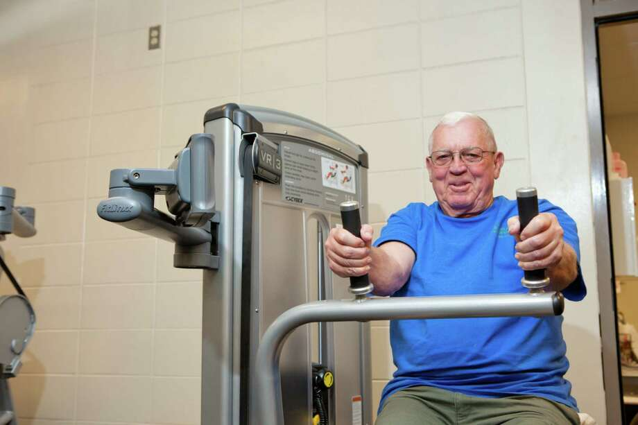 The YMCA of Greater Houston has fitness classes specifically designed for older adults. Photo: Courtesy Of YMCA Of Greater Houston