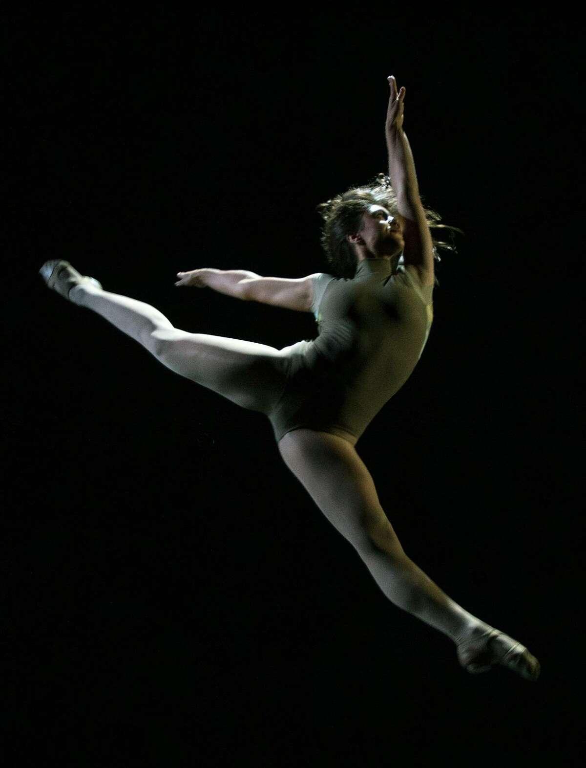 Sacred Heart University Dance Co. member Lauren Celentano.