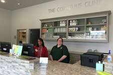 Citizens for Animal Protection opened in January The Cornelius Clinic. From left areSandi Mercado, CAP executive director and chief administration officer; and Jessica Marks, CAP director of operations and chief operating officer.