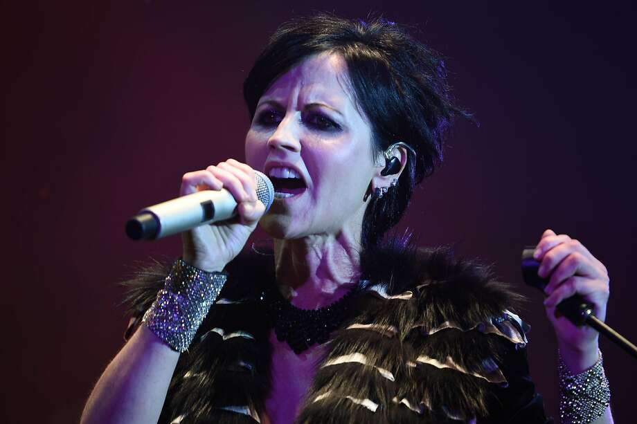 Dolores O'Riordan, 46, told a London newspaper last year that she had been diagnosed with bipolar disorder. Photo: GUILLAUME SOUVANT, AFP/Getty Images