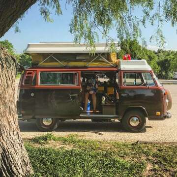 How a family of 5 makes the #vanlife work full-time