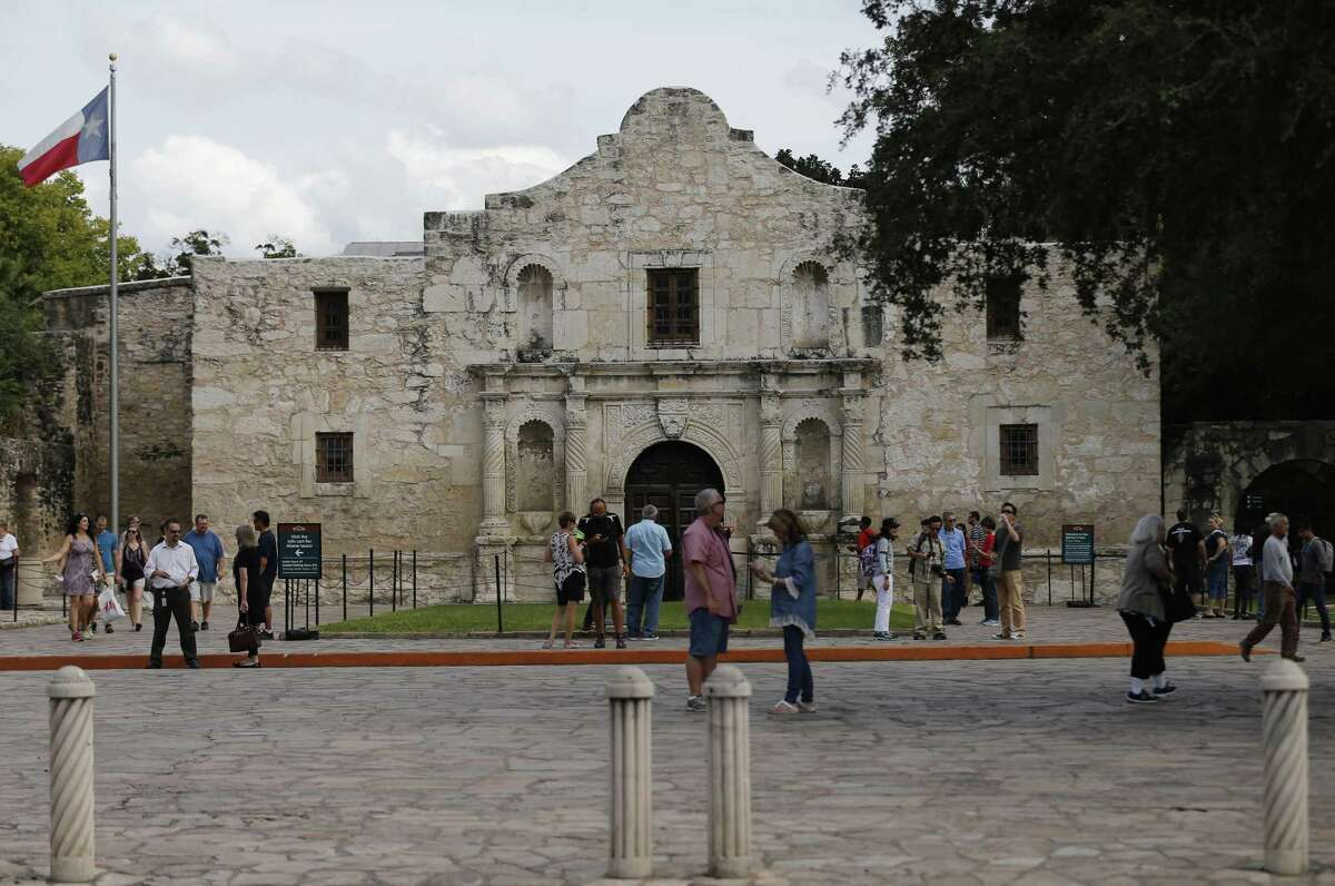 Among the sites currently with, or eligible for viewshed protection is The Alamo (Mission San Antonio de Valero). Click through to see which other popular San Antonio sites are included in that group.