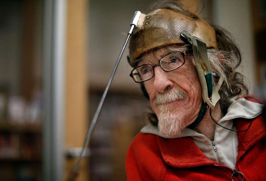 """Hale Zukas is the subject of """"Hale,"""" a documentary that follows his role in winning rights for people with disabilities. Photo: Carlos Avila Gonzalez, The Chronicle"""