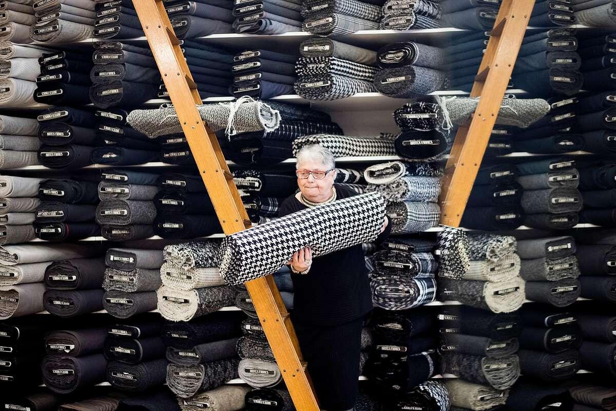 Items: Manmade yarn and woven fabricsCustoms value: $2.06 billion Dutiable percent: 57.7 percent