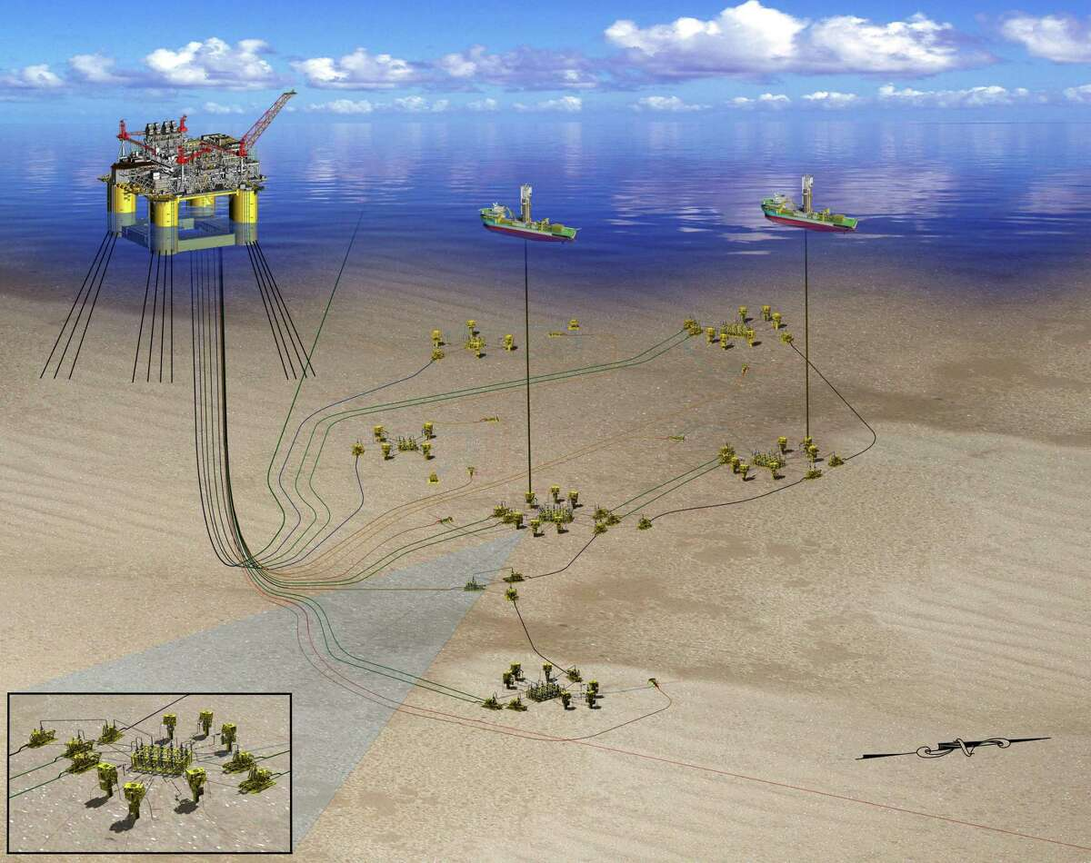 In 2015, Shell spent $600 million to build parts for its so-called Appomattox platform, expected to be the company's largest offshore platform in the Gulf of Mexico.