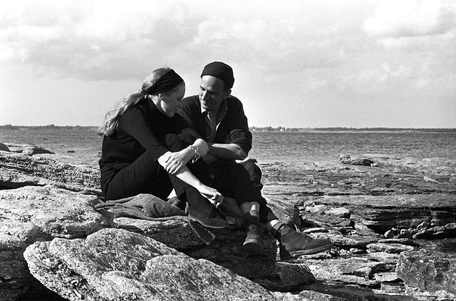 "Liv Ullmann and Ingmar Bergman, who died in 2007, appear in the 2012 documentary ""Liv & Ingmar."" Photo: Janus Films"