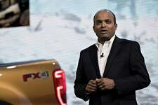 Raj Nair, president of Ford North America, said Ford is working to develop 16 fully battery electric vehicles by 2022 and 24 hybrid and plug-in vehicles.