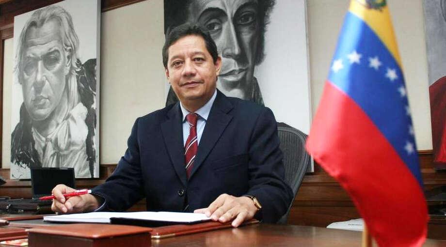 The Trump administration has revoked the visa of Asdrúbal Chávez, the president and CEO of Houston-basedCitgo Petroleum. / handout