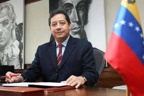 The Trump administration has revoked the visa of Asdrúbal Chávez, the president and CEO of Houston-basedCitgo Petroleum.