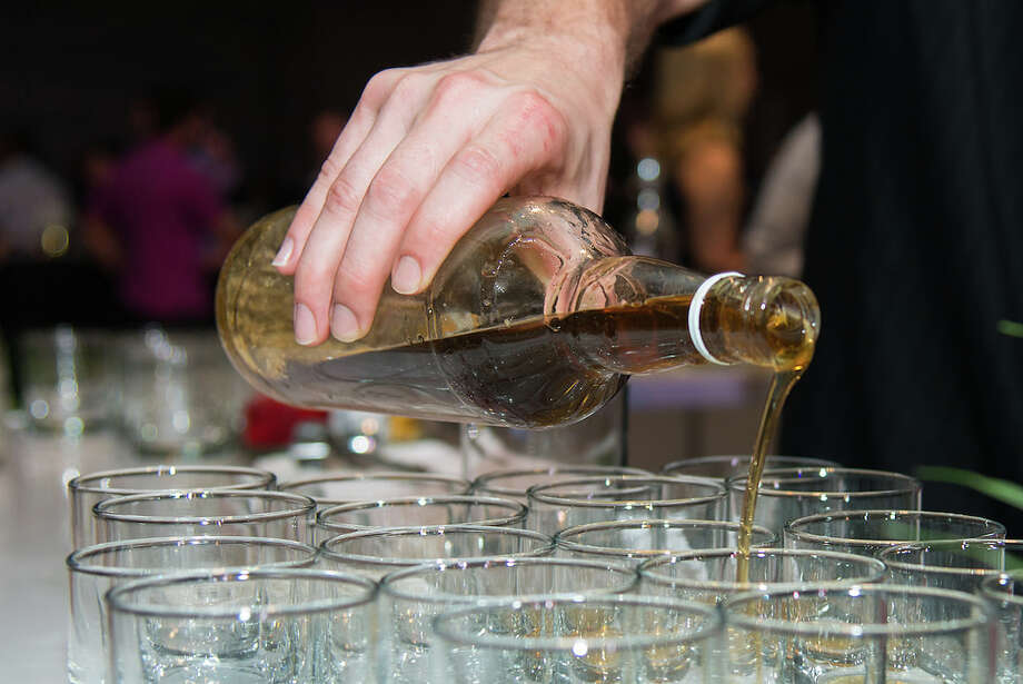 Texas Monthly will hold its second annual Whiskey Affair on Feb. 8 in Houston. More than 50 whiskey brands will be offered at the event. Photo: Qui Tran