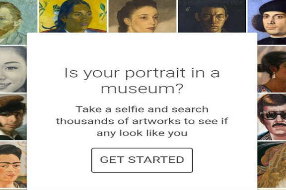 Google's Arts and Culture App allows people to see how their selfies match up to classic works of art, unless you live in Texas or Illinois.