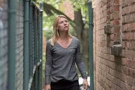 """Claire Danes as Carrie Mathison in Season 7 of """"Homeland,"""" premiering Feb. 11."""