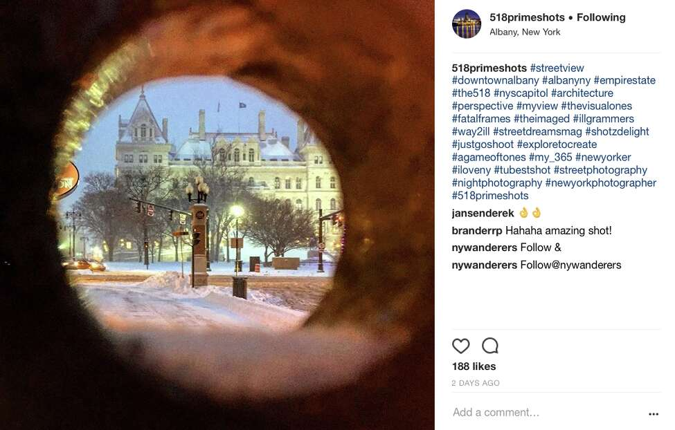 Click through the slideshow for winter photos shared by local readers on Instagram. Instagram photos shared to #TUBestShot.