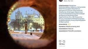 Instagram photos shared to #TUBestShot.