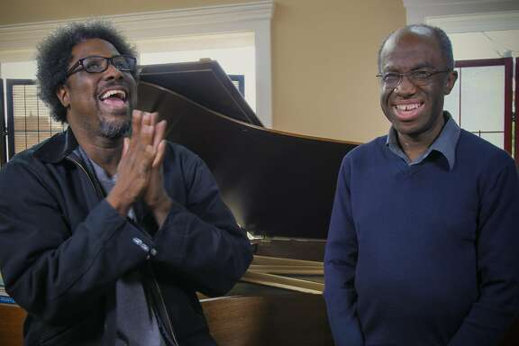 Comedian W. Kamau Bell and Oakland Symphony conductor Michael Morgan are collaborating on the first symphony Playlist event.