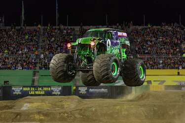 Meet the monster trucks coming to San Antonio - San Antonio
