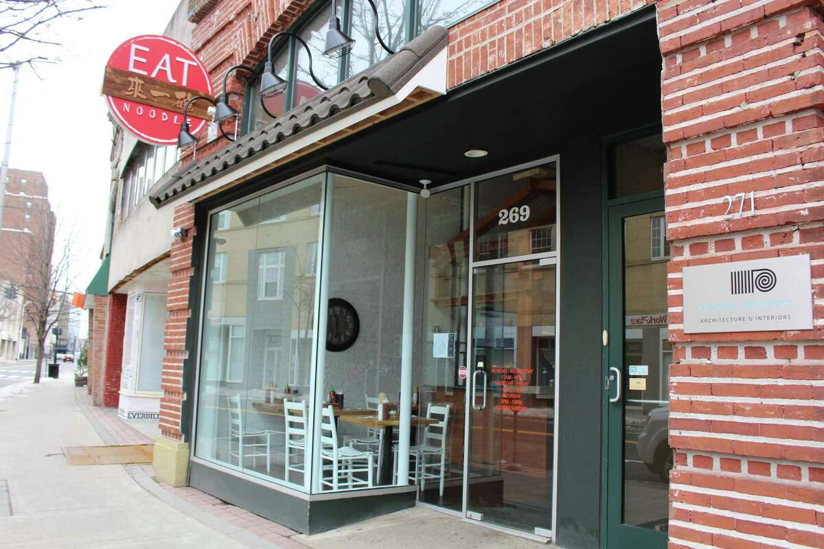 Eat Noodle opened in downtown Bridgeport at 269 Fairfield Avenue on Jan. 8.