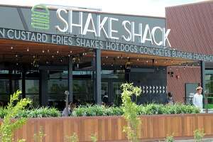 Shake Shack is located at 7427 San Pedro Ave. in the Park North Shopping Center, and will open at 11 a.m. Aug. 23.