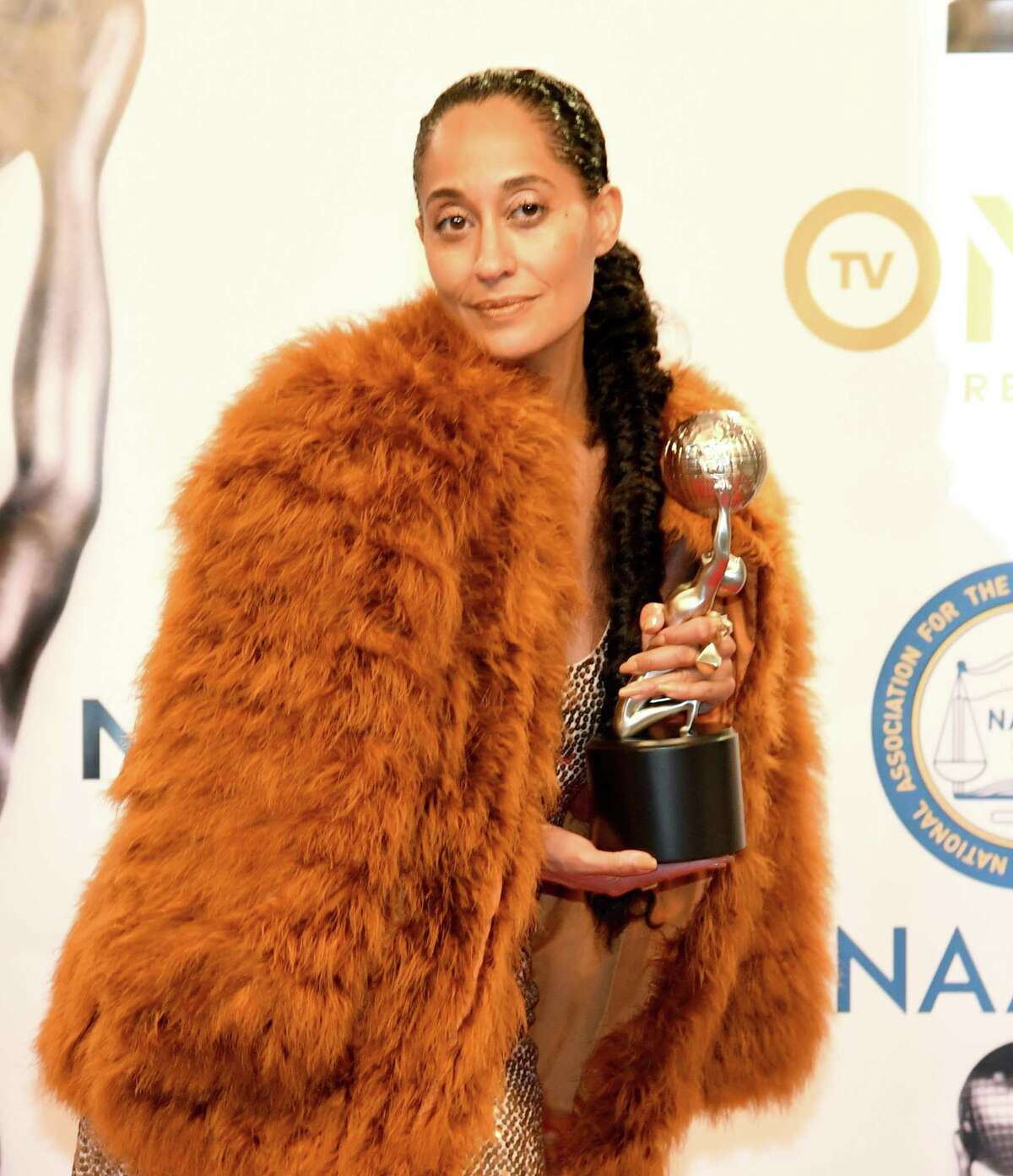 Tracee Ellis Ross, winner of Outstanding Actress in a Comedy Series for 'Black-ish'