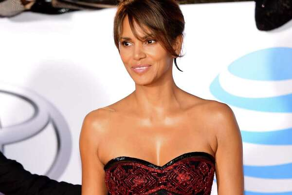 PASADENA, CA - JANUARY 15:  Halle Berry attends the 49th NAACP Image Awards at Pasadena Civic Auditorium on January 15, 2018 in Pasadena, California.
