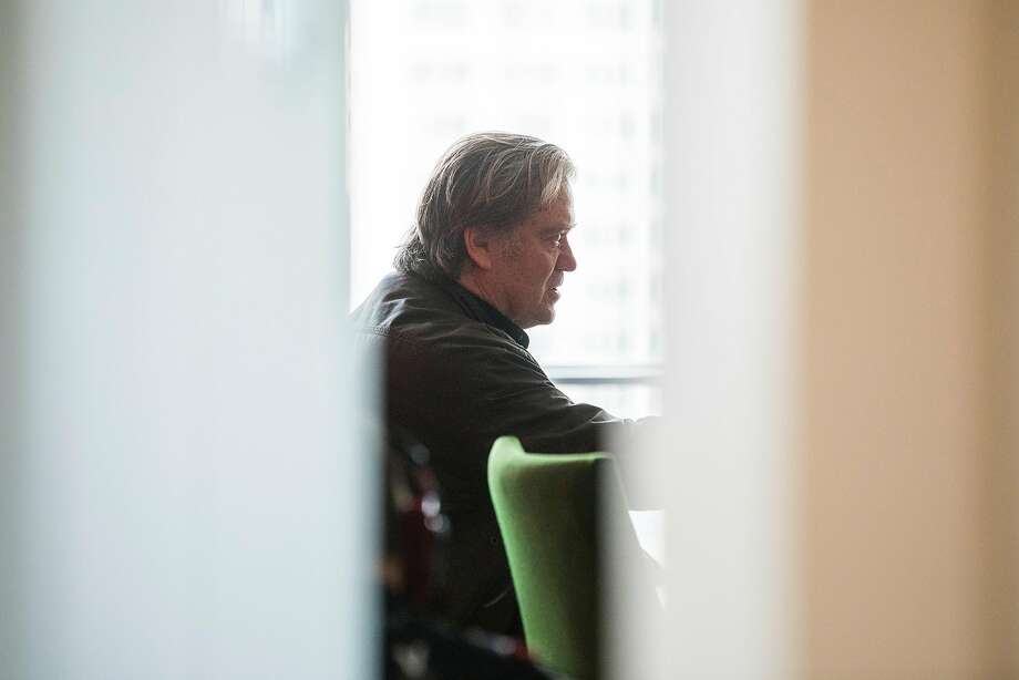 President Trump's former chief strategist will be asked to testify before a grand jury as part of the Russia investigation. Photo: HIROKO MASUIKE, NYT