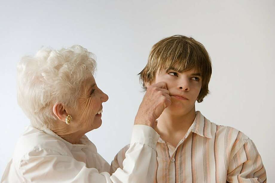 A grandmother is determined to not be left on the financial hook by her grandson. Photo: Image Source, Getty Images/Image Source