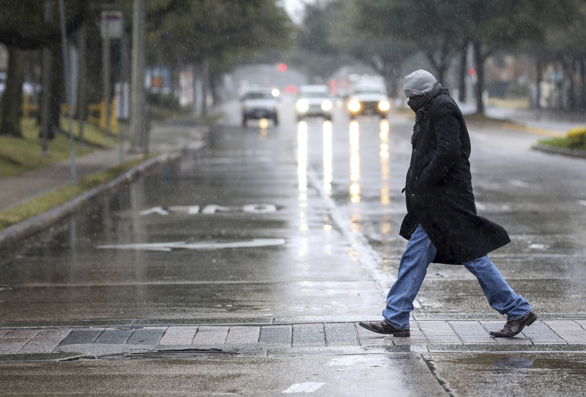 Season for aches and pains as cooler weather rolls in - Houston Chronicle