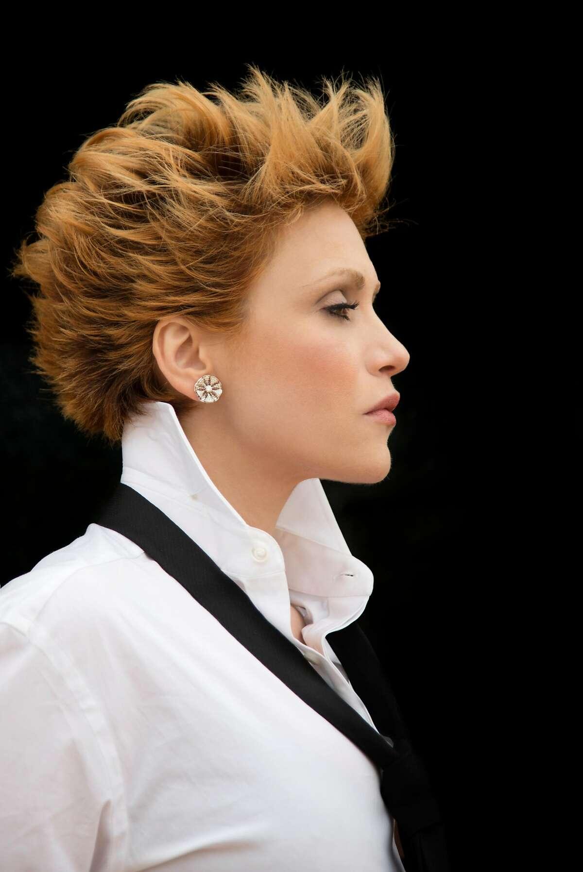 """Soprano Carmen Giannattasio will sing the title role in Puccini's """"Tosca"""""""