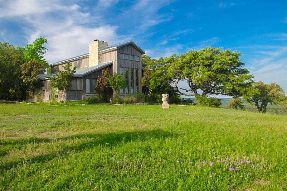 President Lyndon B. Johnson's former 142-acre Hill Country property in Johnson City, Texas is for sale for $2.8 million. Photo: Dave Murray Realty