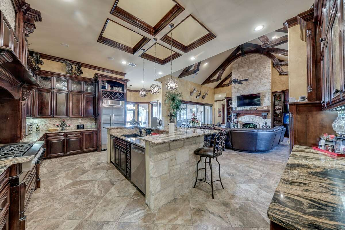 The 1.01-acre property located at6113 Dunbarton Oaks is on the market for $1,379,000.