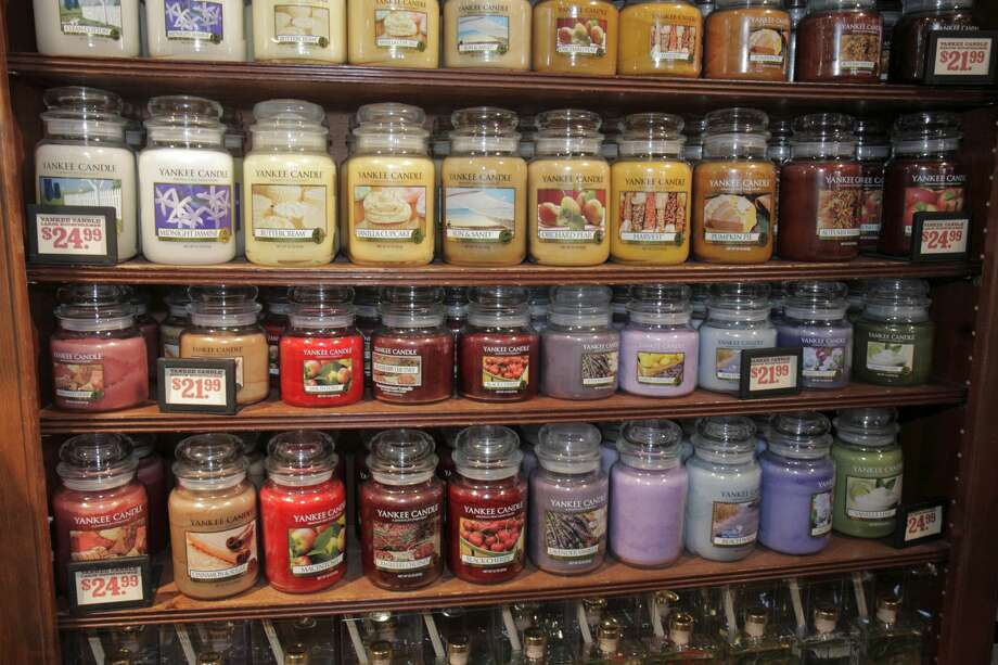 At the end of the month the Yankee Candle shop in Rice Village will sell its last candle.See how Houston businesses have changed over the years... Photo: Jeff Greenberg/UIG Via Getty Images