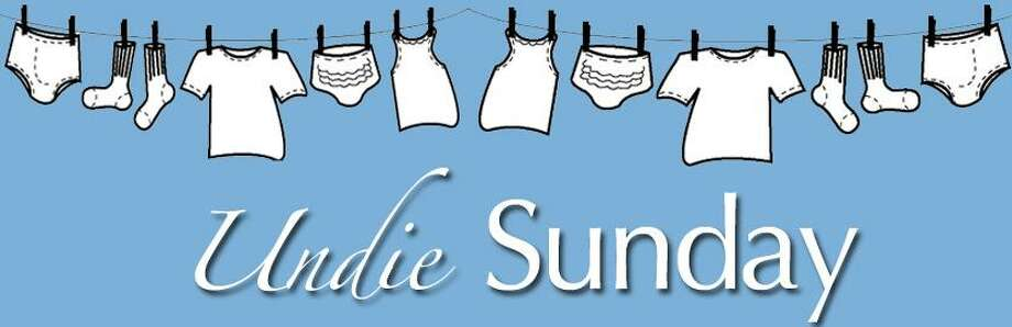 "New underwear in the original packaging will be collected through ""Undie Sunday"" drive, running through Jan. 24, 2018, sponsored by The United Church of Rowayton, in Norwalk. Photo: Contributed / Contributed"