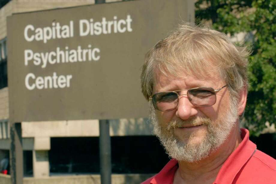 John Lechak, a state Office of Mental Health employee at CDPC in Albany and a local PEF official, says there is uncertainty among workers about their eligibility for the $20,000 state buyout. (Michael P. Farrell/Times Union) Photo: MICHAEL P. FARRELL / 00004991A